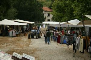 Alcobaça, wekelijkse markt