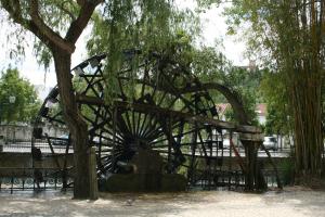 Parque do Mouchão, Tomar
